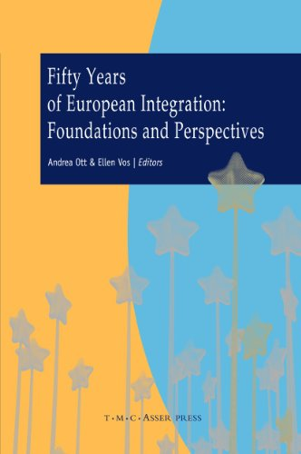 9789067042543: Fifty Years of European Integration: Foundations and Perspectives
