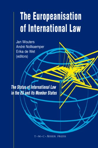 9789067042857: The Europeanisation of International Law: The Status of International Law in the EU and its Member States