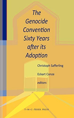 9789067043151: The Genocide Convention Sixty Years after its Adoption