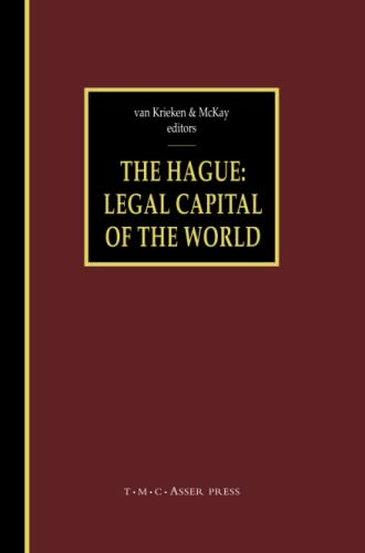 9789067049719: The Hague - Legal Capital of the World