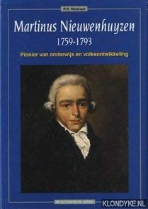 9789067073288: Martinus Nieuwenhuyzen, 1759-1793: Pionier van onderwijs en volksontwikkeling (Dutch Edition)