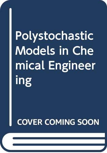 9789067640633: Polystochastic Models in Chemical Engineering