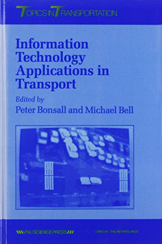 Information Technology Applications in Transport (Topics in Transportation)
