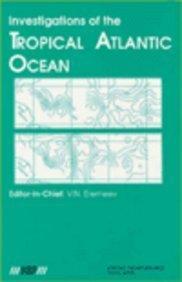 9789067641432: Investigations of the Tropical Atlantic Ocean