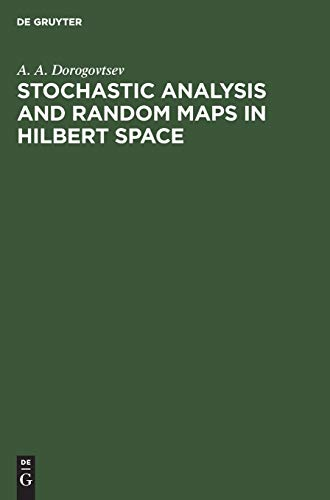9789067641630: Stochastic Analysis and Random Maps in Hilbert Space