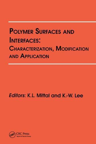 9789067642170: Polymer Surfaces and Interfaces: Characterization, Modification and Application
