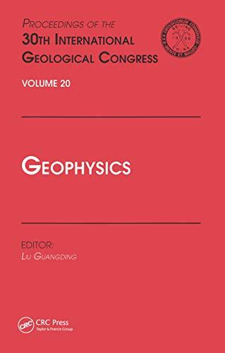 9789067642415: Geophysics: Proceedings of the 30th International Geological Congress, Volume 20