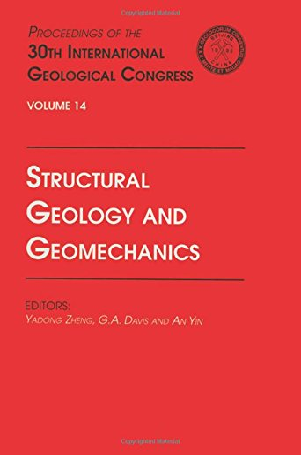 Structural Geology and Geomechanics: Zheng Yadong