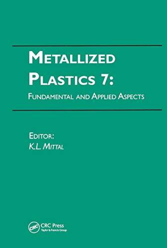 9789067643405: Metallized Plastics 7: Fundamental and Applied Aspects