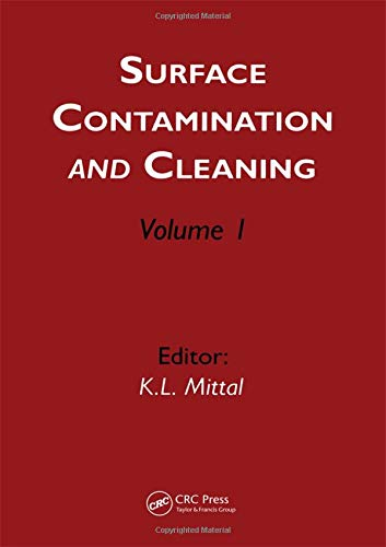 9789067643764: Surface Contamination and Cleaning: Volume 1