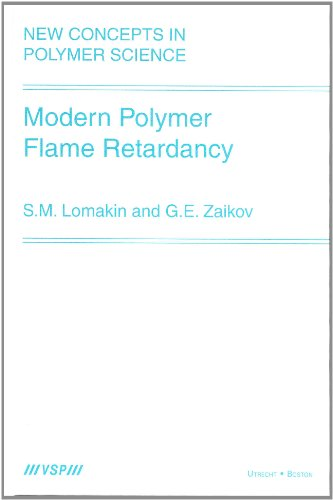 9789067643900: Modern Polymer Flame Retardancy (New Concepts in Polymer Science)