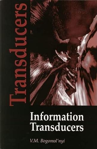 Information Transducers: Bogomol'nyi, Valentin