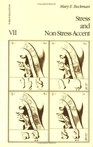 9789067652438: Stress and Non-Stress Accent (Netherlands Phonetic Archives, 7)