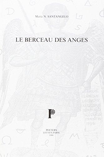 Le Berceau Des Anges.: Santangelo, Maria N.; Santangelo Am N.
