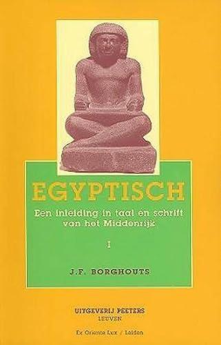 9789068314700: Egyptisch. Een inleiding in taal en schrift van het Middenrijk (Mededelingen En Verhandelingen Van Het Vooraziatisch-Egyptis)
