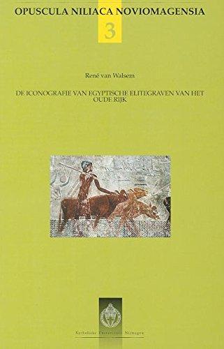 De iconografie van Egyptische elitegraven van het: van Wasem, R