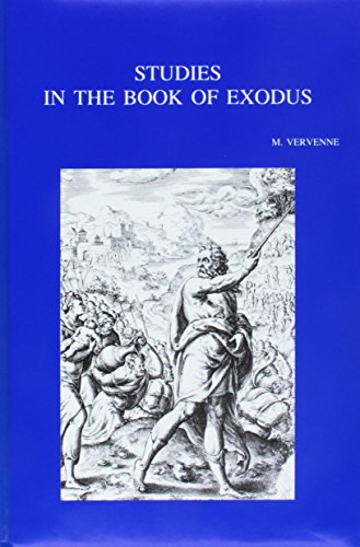 Studies in the Book of Exodus: Redaction - Reception - Interpretation: Vervenne M.,