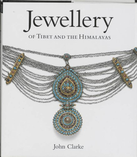 9789068325478: Jewellery of Tibet and the Himalayas