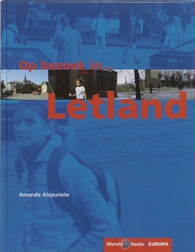 Letland (Op bezoek in .): Aizpuriete, Amanda