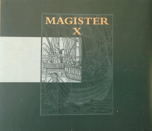 9789068531343: Magister X