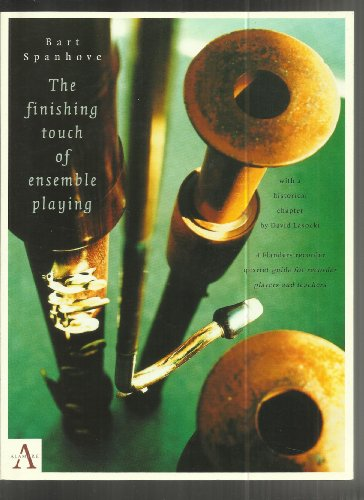 9789068531442: The Finishing Touch of Ensemble Playing