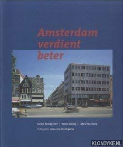 9789068681598: Amsterdam verdient beter (Dutch Edition)