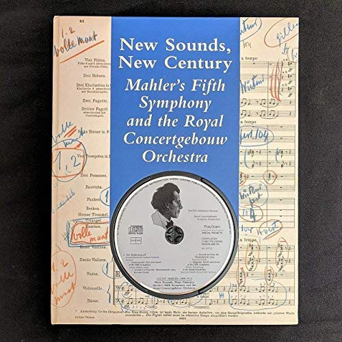 9789068681864: New Sound, New Century: Mahler's Fifth Symphony and the Royal Concertgebouw Orchestra
