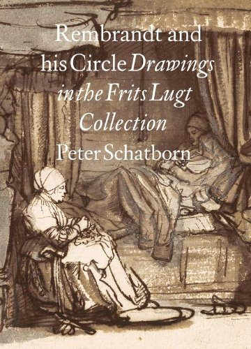 9789068685220: Rembrandt And His Circle/drawings In The Frits Lugt Collection