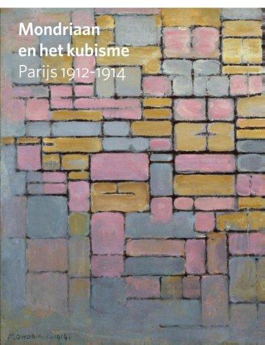 9789068686432: Mondriaan en het kubisme: Parijs 1912-1914