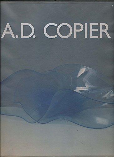 A.D. Copier - Trilogie in Glas: Copier, A.D.
