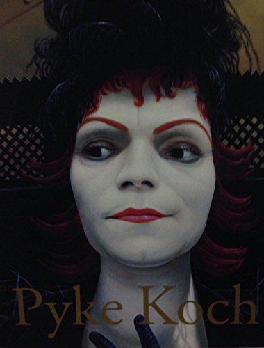 Pyke Koch. Schilderijen en tekeningen / Paintings: DORY KICKEN KAREL SCHAMPERS