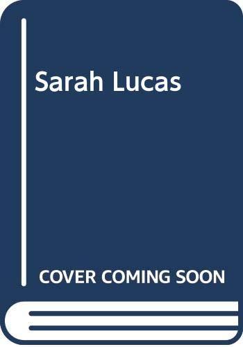 9789069181547: Sarah Lucas