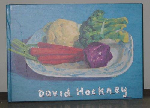 David Hockney: Paintings and Photographs of Paintings: Hockney, David