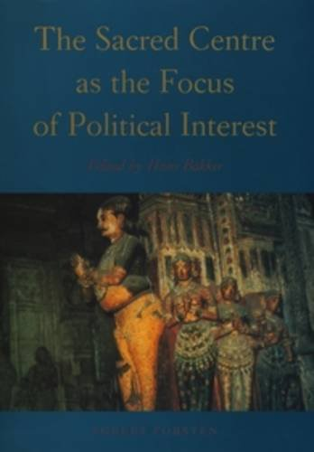 The Sacred Centre as the Focus of Political Interest (Paperback)
