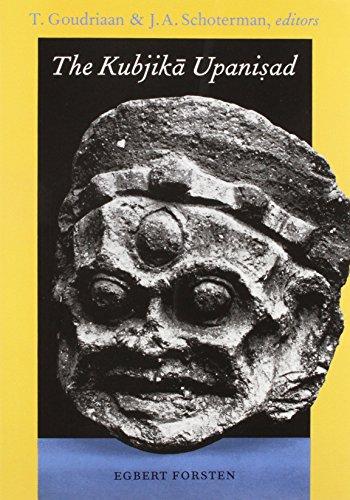 The Kubjika Upanisad (Paperback): Teun Goodriaan