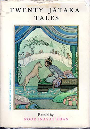 9789070104238: Twenty Jataka Tales (Dutch Edition)