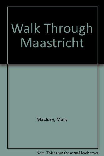 9789070356200: Walk Through Maastricht
