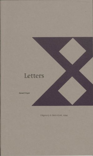 9789070386696: Letters