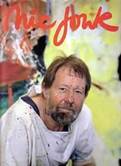 Nic Jonk 1928-1994: Jonk, Nic; with texts By Jan Hoogenhout and Coeleen Kiebert