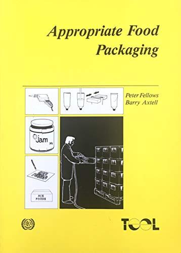 9789070857288: Appropriate Food Packaging