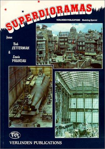 Superdioramas: Bob Letterman; Lewis