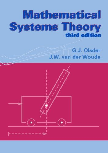 Mathematical Systems Theory: G. J. Olsder
