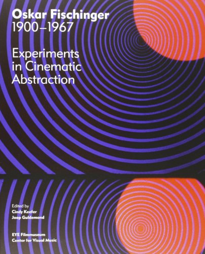 9789071338007: Oskar Fischinger 1900-1967: Experiments in Cinematic Abstraction