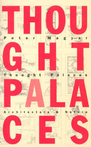 9789071570230: Thought Palaces