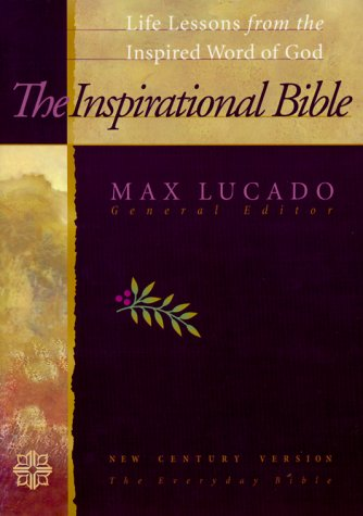 9789071676468: The Inspirational Study Bible: New Century Version