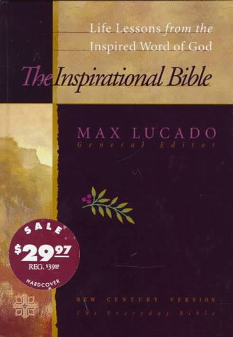 9789071676475: NCV The Inspirational Bible: Life Lessons from the Inspired Word of God