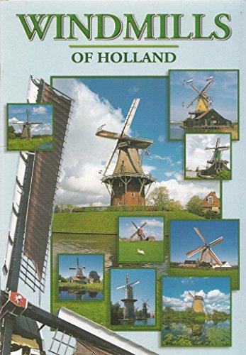 9789071816024: WINDMILLS OF HOLLAND