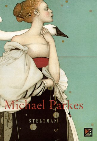 Michael Parkes: Stone Lithographs and Bronze Sculptures 1982-1996