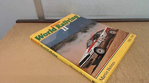 9789071943041: Pirelli World Rallying