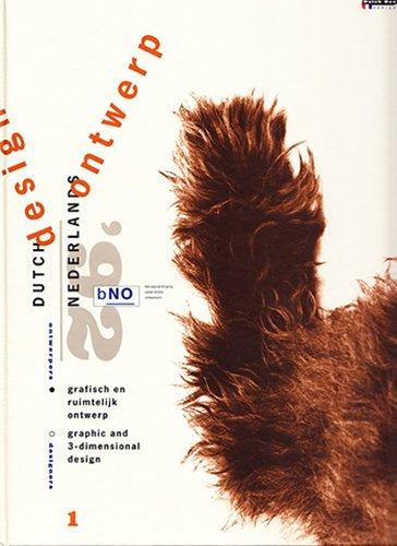 9789072007131: Dutch Graphic and Three Dimensional Design